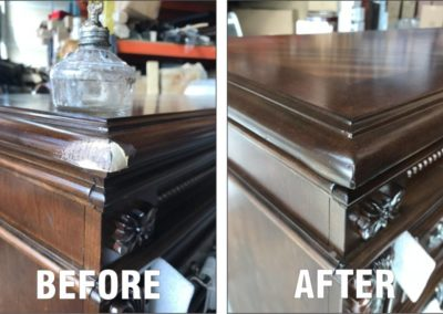 Before and After Photos of Furniture Repairs by A-Plus Leather Repairs (3)